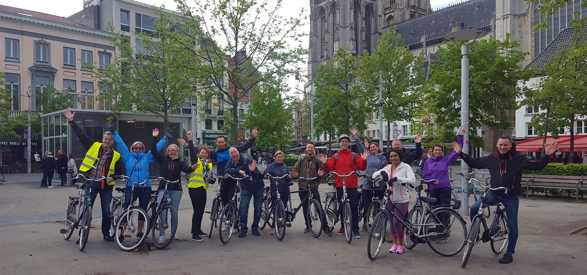 Cycle Tours Antwerp
